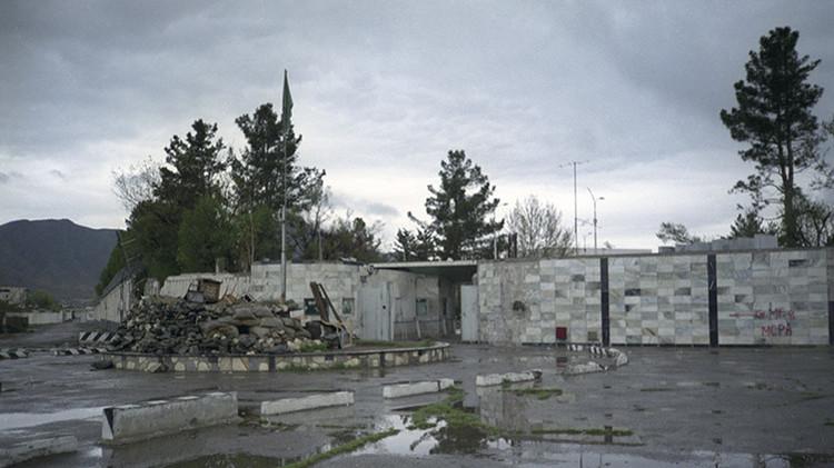Explosión en las inmediaciones de la Embajada de Rusia en Afganistán