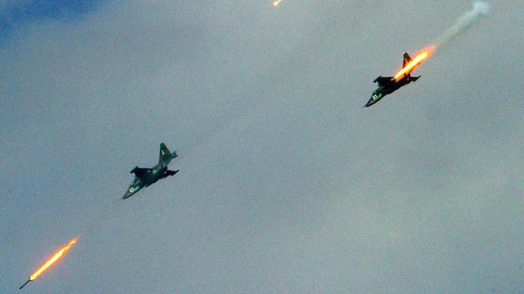 Los días más negros del Estado Islámico: Rusia precisa sus golpes contra los yihadistas en Siria
