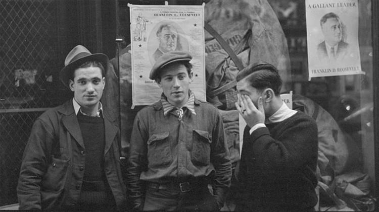 Fotos impactantes: salen a la luz 170.000 ilustradoras imágenes de la Gran Depresión de EE.UU.