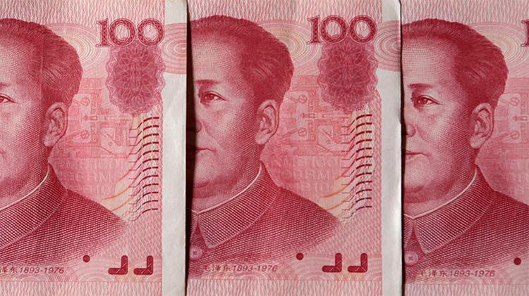 El yuan chino se coloca entre las 4 monedas más fuertes del mundo
