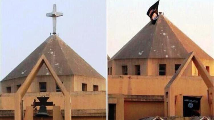 La Catedral de San Efrén, antes y después