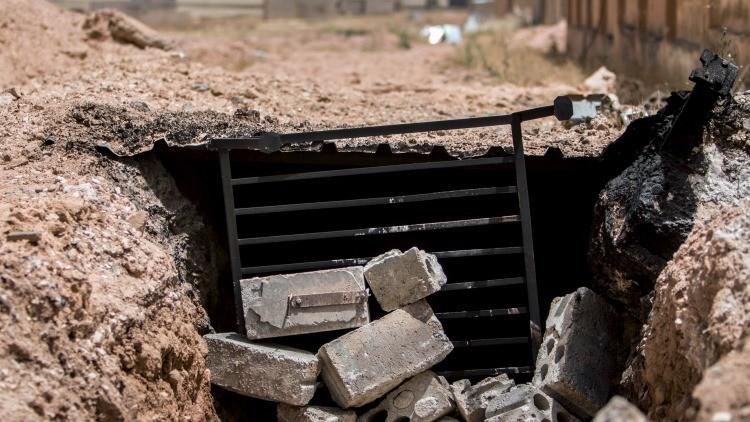Los aviones rusos atacan el  'laberinto subterráneo' del Estado Islámico