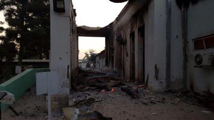 """Médico testigo del ataque de EE.UU. contra el hospital afgano: """"Seis pacientes ardían en sus camas"""""""