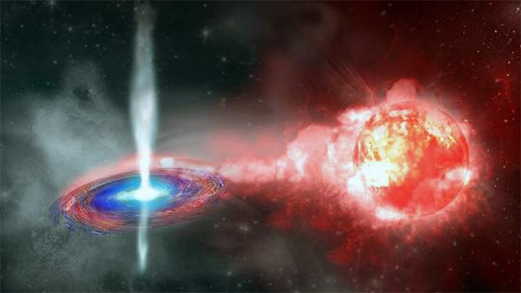 ¿No era como creíamos? El Gran Colisionador revoluciona el origen del universo