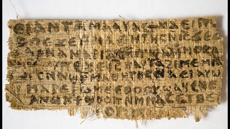 ¿Es una falsificación el Evangelio sobre la esposa de Jesús?