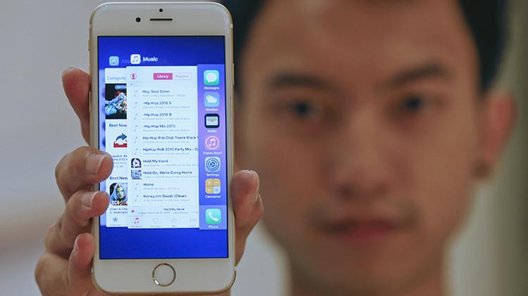 Un nuevo 'malware' ataca el sistema operativo de Apple iOS