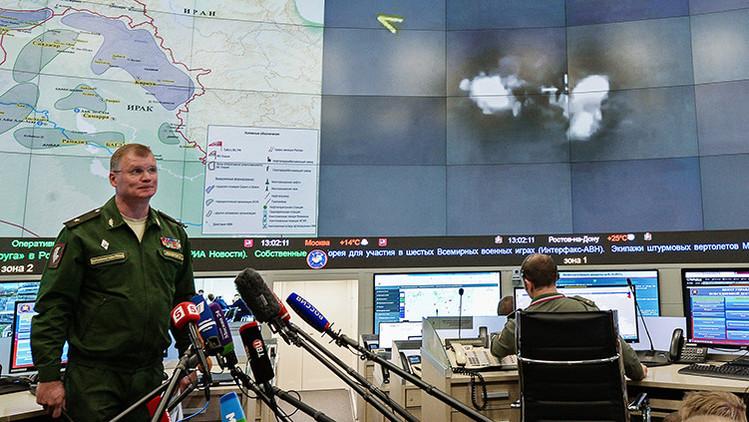 """""""EE.UU. no facilita a Rusia sus datos sobre el EI y eso pone en duda su voluntad de combatirlo"""""""