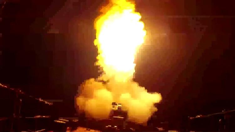 Por primera vez en la historia: Rusia utiliza contra el EI su versión de misiles 'Tomahawk'