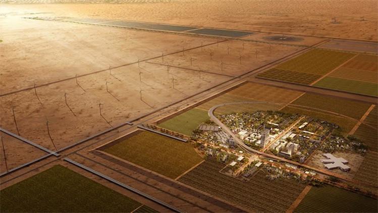 ¿Por qué EE.UU. construye una 'ciudad fantasma' en el desierto de Nuevo México?