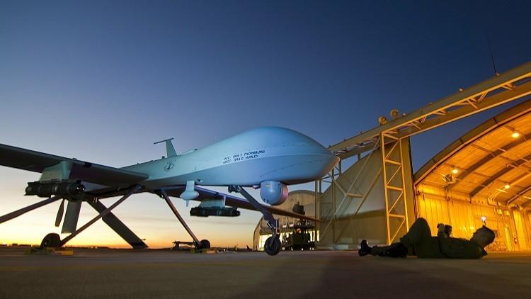 """Pentágono: Los aviones rusos en Siria """"no han amenazado"""" a los drones de EE.UU."""