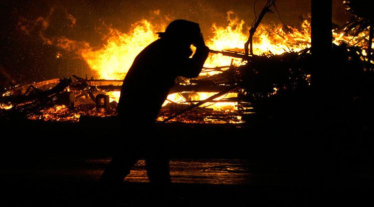 EE.UU.: Una explosión en una empresa de depuración química deja varios heridos