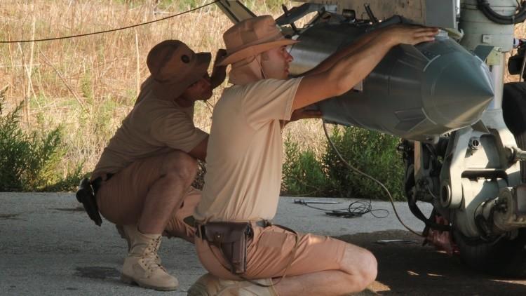 Siria: Rusia ha destruido ya el 40% de la infraestructura del Estado Islámico