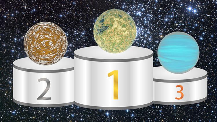 La Tierra ocupa el décimo puesto en un índice de 'habitabilidad'