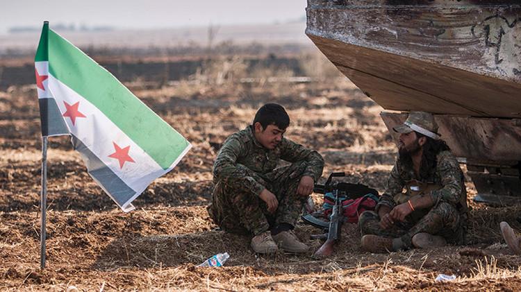 """""""El Ejército Libre Sirio está dispuesto a dialogar con Moscú y Damasco"""""""