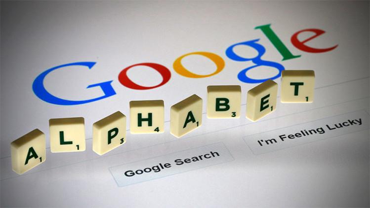 Google toma el control del alfabeto
