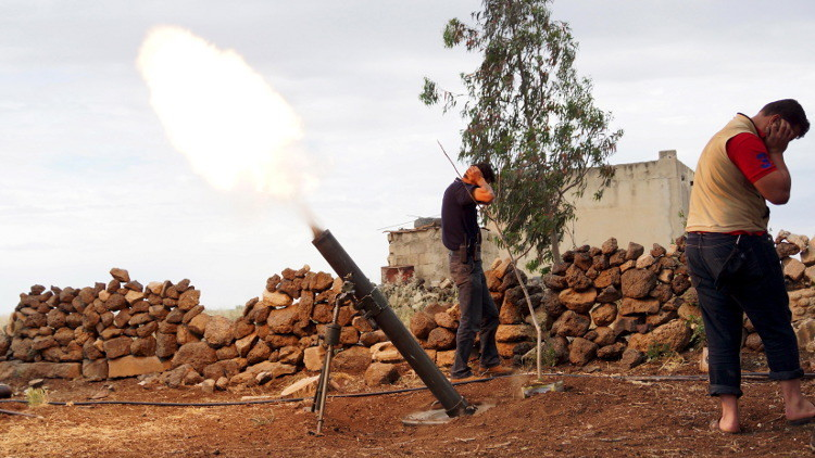 Moscú pide a Londres que le ayude a establecer contacto con el Ejército Libre de Siria