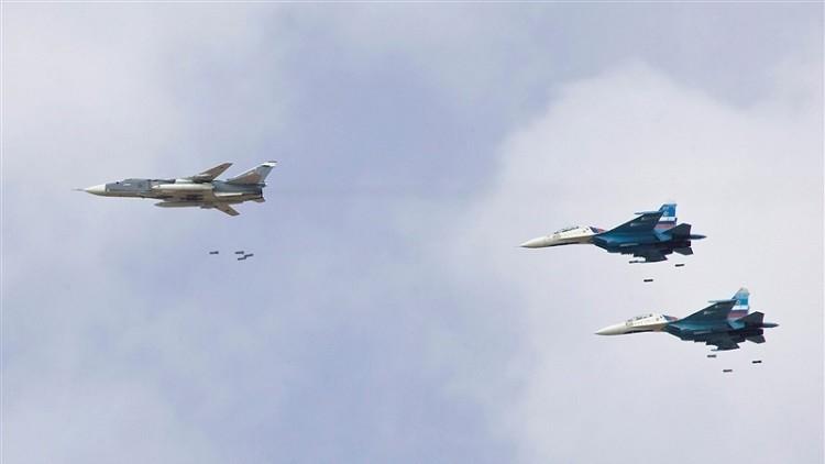 Así es la táctica usada por Rusia en su operativo contra el Estado Islámico en Siria
