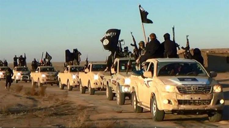Explican de dónde provienen los autos Toyota del Estado Islámico