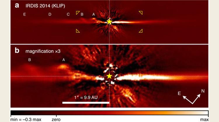 Hubble capta misteriosas objetos espaciales que desconcerta a los astrónomos