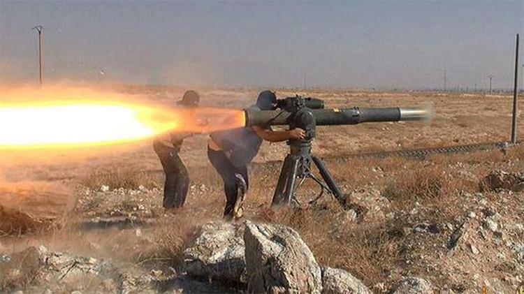 ¿Qué armamento estadounidense está en manos del Estado Islámico?