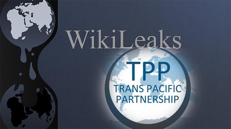"""Revelaciones de Wikileaks: """"El TPP pondría en peligro el acceso a medicamentos y costaría vidas"""""""