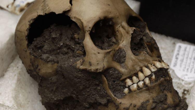 México: Escalofriante hallazgo de restos de compañeros de Hernán Cortés sacrificados por los aztecas