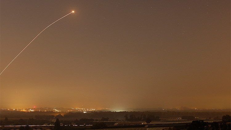 Un cohete lanzado desde Gaza hace activar las alarmas de misiles en Israel
