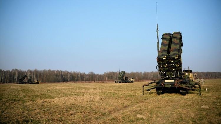 Estados Unidos saca su sistema de misiles tierra-aire Patriot de Turquía