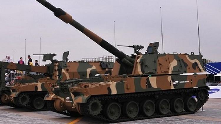 Rápidos y letales: Así son los nuevos obuses K-9 que incorporará el Ejército de la India