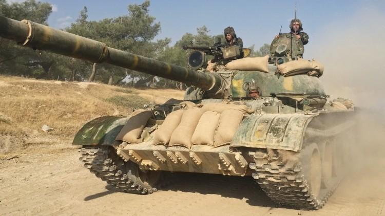 Hasta que se erradique el terrorismo: Damasco recupera nuevos territorios gracias al operativo ruso