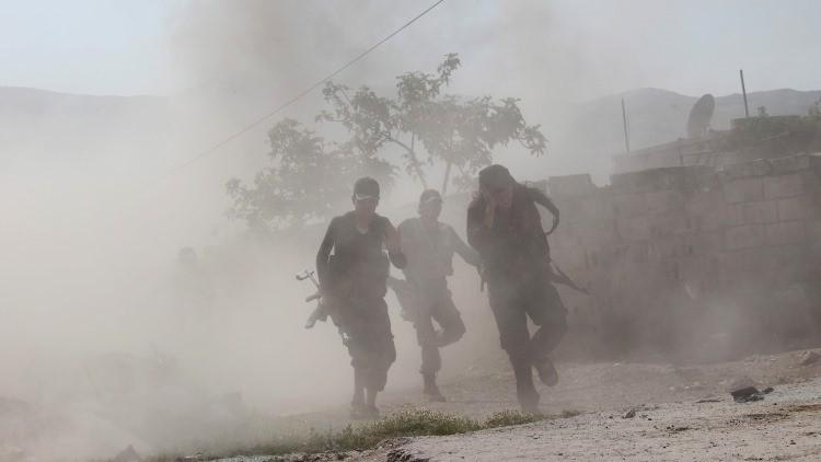 Rusia arrasa al EI: El operativo desmoraliza y causa pánico entre los terroristas en Siria