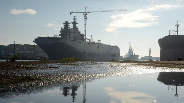 Final de la historia: Egipto firma contrato con Francia para la compra de dos buques Mistral