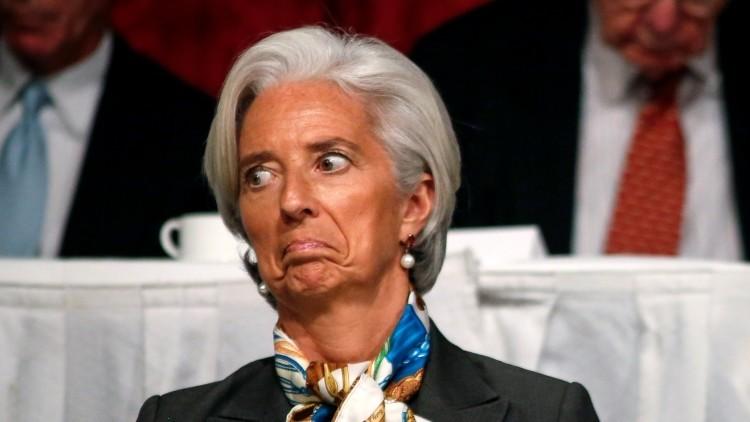 """El FMI alerta: """"La próxima crisis financiera está en camino"""""""