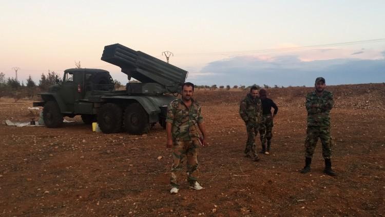 Segundo logro de Damasco en 24 horas: Reconquista dos localidades en Latakia