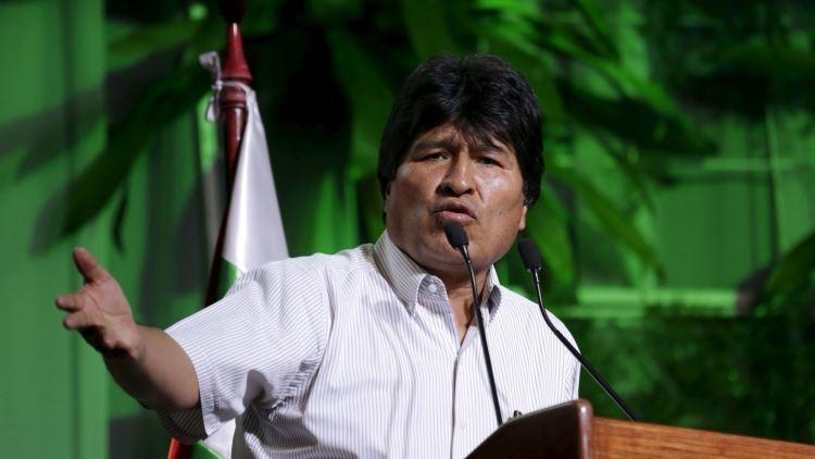 """Morales: """"El capitalismo es el cáncer de la madre Tierra"""""""