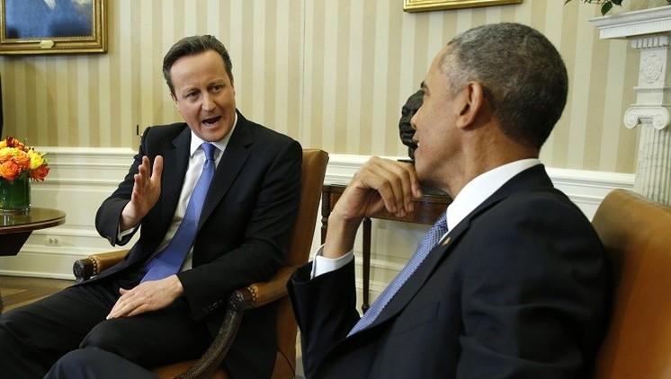 """Obama y Cameron, """"débiles y confundidos"""" ante la resuelta actuación de Rusia contra el EI en Siria"""
