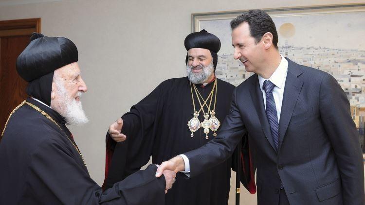 """Patriarca de cristianos sirios a Occidente: """"Dejen de armar terroristas que matan a nuestro pueblo"""""""