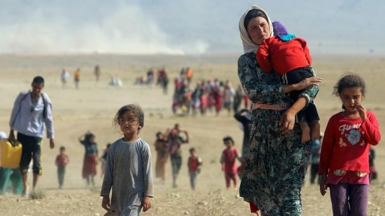 """""""El Estado Islámico viola a niñas de 8 años, mientras el mundo está de brazos cruzados"""""""