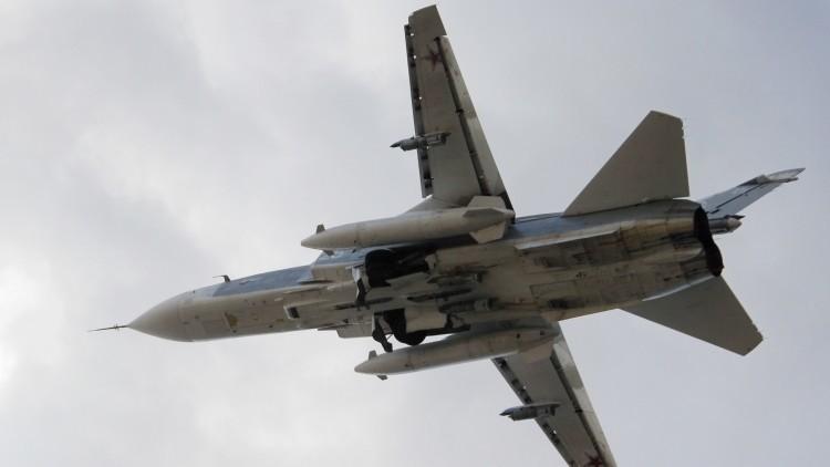 Duro revés para los terroristas: Rusia destruye en un día 63 elementos del EI en Siria