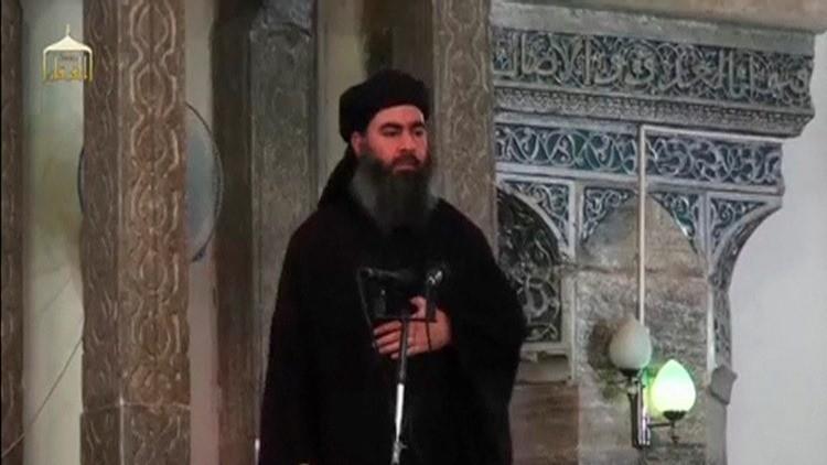 Irak ataca el convoy de líder del Estado Islámico al Baghdadi