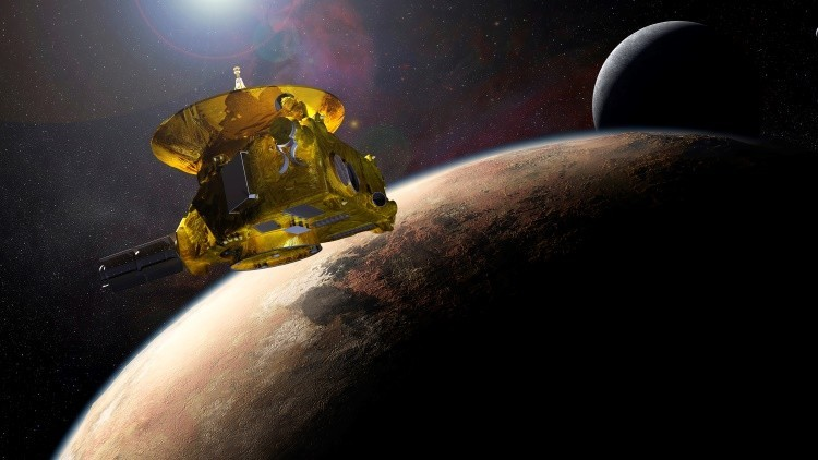 Un secreto menos: Una nueva foto de la NASA revela cómo es la luna menor de Plutón