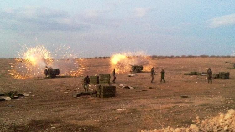 Damasco reconquista su territorio: El Ejército sirio libera del EI otras cinco localidades