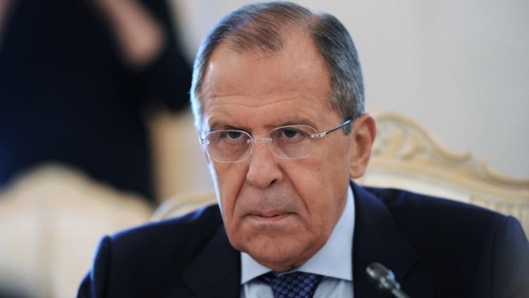 """Lavrov: """"El objetivo de Rusia en Siria es combatir al Estado Islámico"""""""