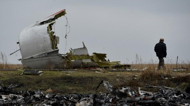 """Rusia: """"Los Países Bajos ignoran los datos rusos sobre la catástrofe del MH17"""""""