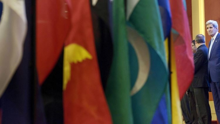 EE.UU. concede ayudas económicas a países aliados de la ASEAN en medio de las tensiones con China