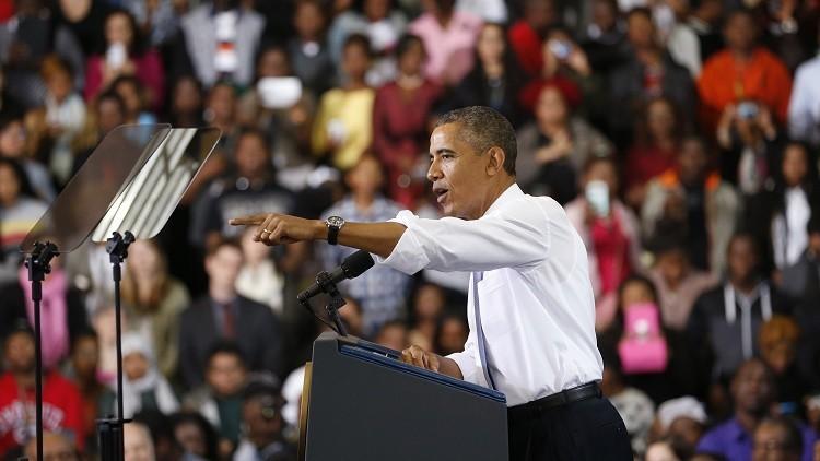 """Obama tacha de """"error"""" el uso por Hillary Clinton de su correo electrónico personal cuando era secretaria de Estado"""