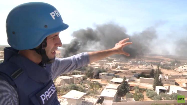 Exclusiva de RT: Reportaje desde la línea de fuego donde las tropas sirias luchan contra el EI