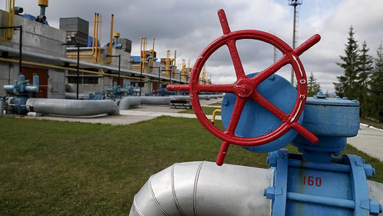 Gazprom renueva el suministro de gas a Ucrania tras recibir el pago por adelantado