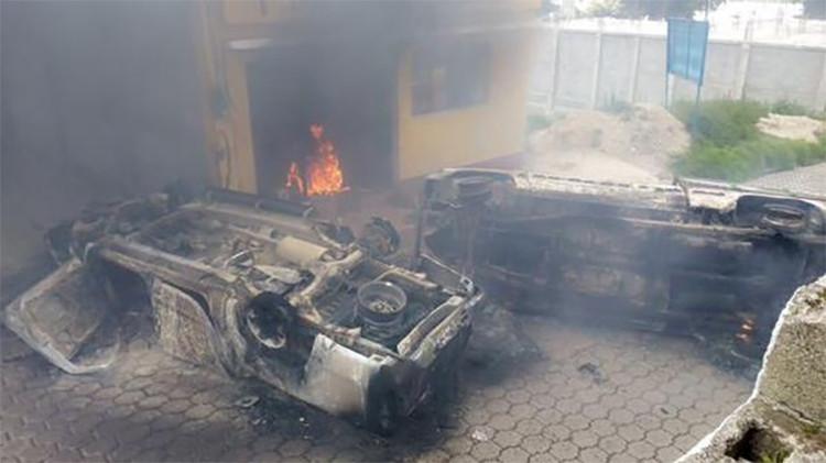 Guatemala: Turba mata al alcalde de Concepción