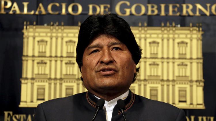 Evo Morales / Discurso en el Palacio de Gobierno / 24 de septiembre de 2015